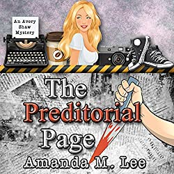 The Preditorial Page: Avery Shaw Mystery Book 5