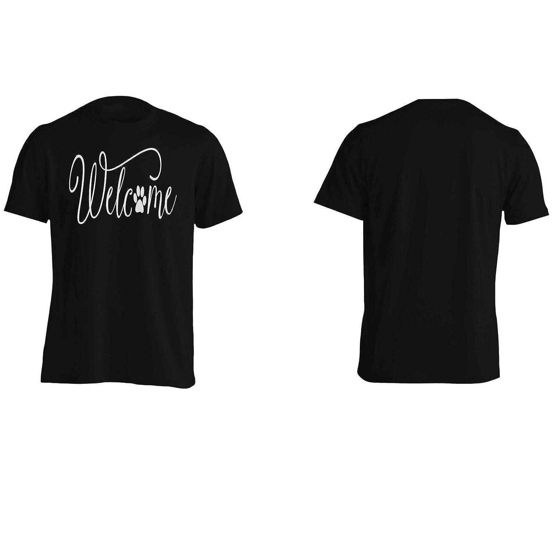 INNOGLEN Welcome Mens T-Shirt Tee gg369m