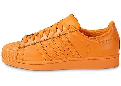 adidas Superstar Supercolor Orange Orange: