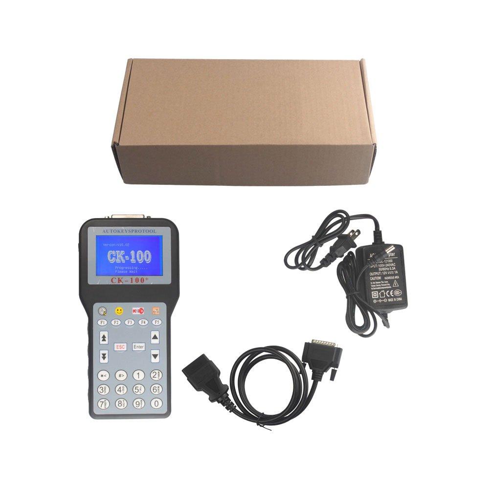 XtremeAmazing CK-100 Auto Car Key Programmer Tool V99.99 1024 Tokens Multilanguage US STOCK