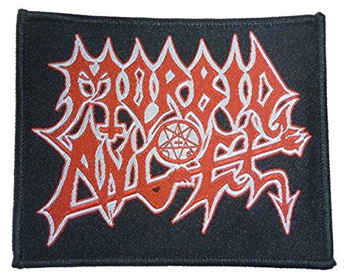 Morbid Angel - Logo Woven Aufnaeher