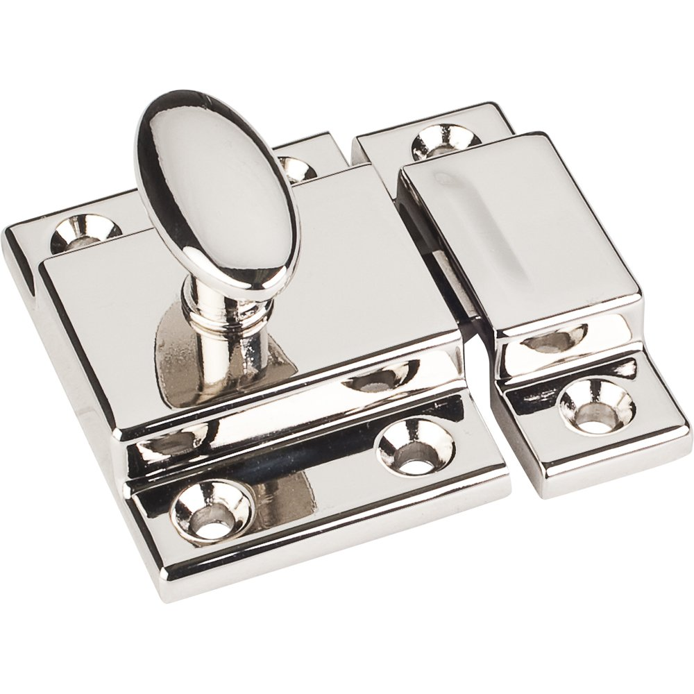 Jeffrey Alexander CL101 Mechanical Cabinet Latch and Strikeplate ...