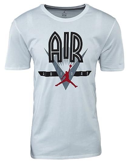 9313ef8bb30ec5 Amazon.com  JORDAN VINTAGE TEE mens fashion-t-shirts 834480-100 L ...