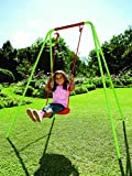 Playking Baby Swing Deluxe Fun Flier with Rope, Color & Design May Vary