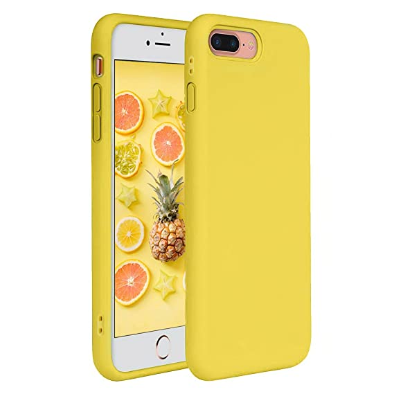yellow iphone 8 phone case