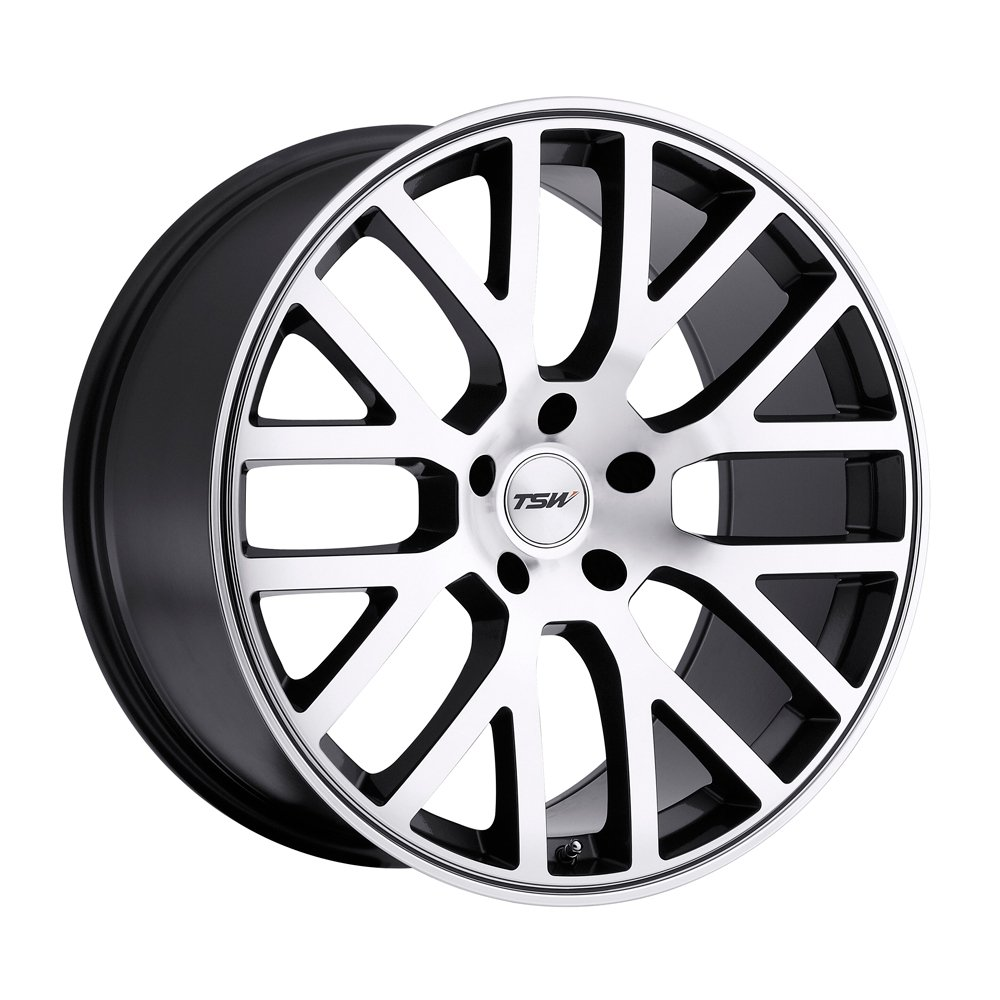 TSW Donington 22 Gunmetal Wheel / Rim 5x112 with a 35mm Offset and a 72 Hub Bore. Partnumber 2290DON355112B72