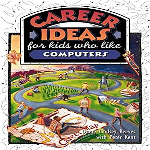 Book Career Ideas for Kids Who Like Computers