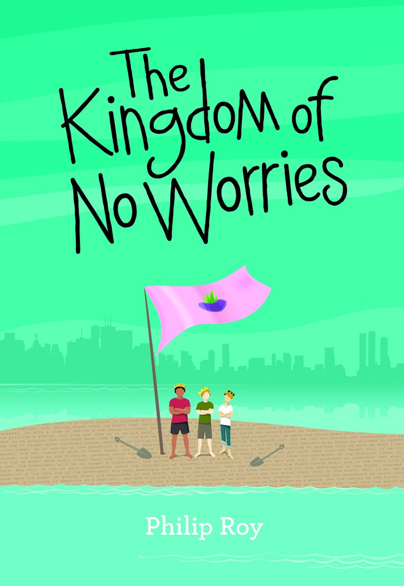 Download The Kingdom of No Worries pdf