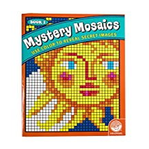 Mindware Mystery Mosaics: Book 1 (Colouring Book)