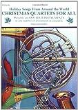 Christmas Quartets for All, William Ryden, 0769217524