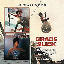 Grace Slick - Welcome To The Wrecking Ball!/Software