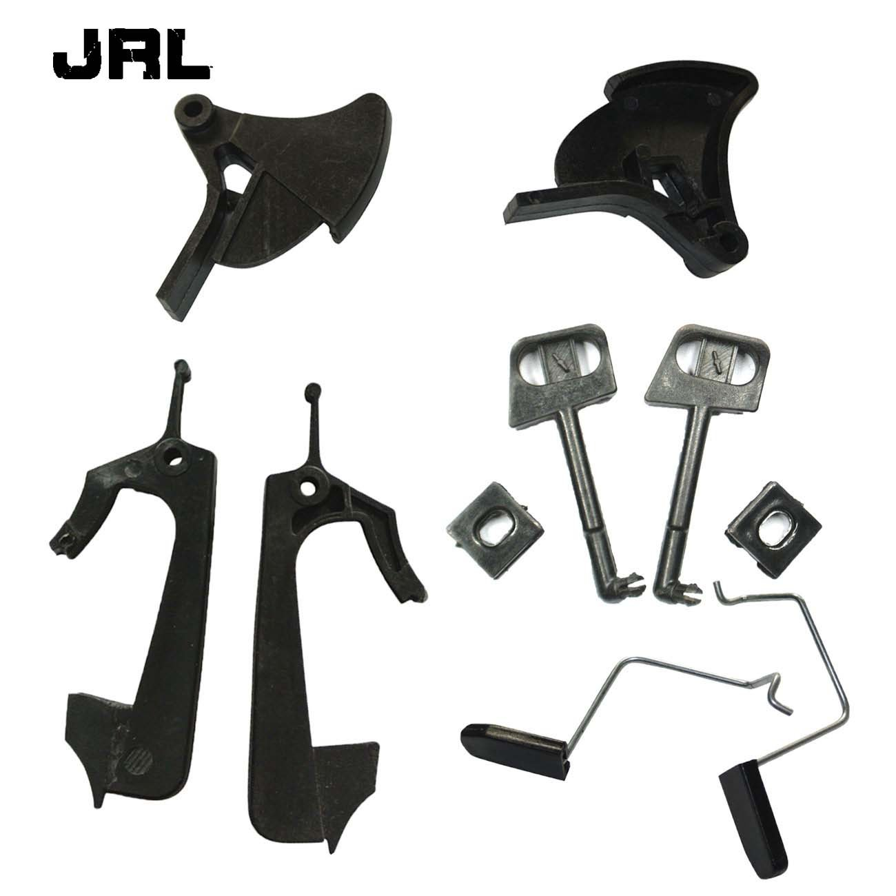 JRL Choke Gashebel Rod Hebel W//Trigger Kit f/ür Chainsaw 36/41/136/137