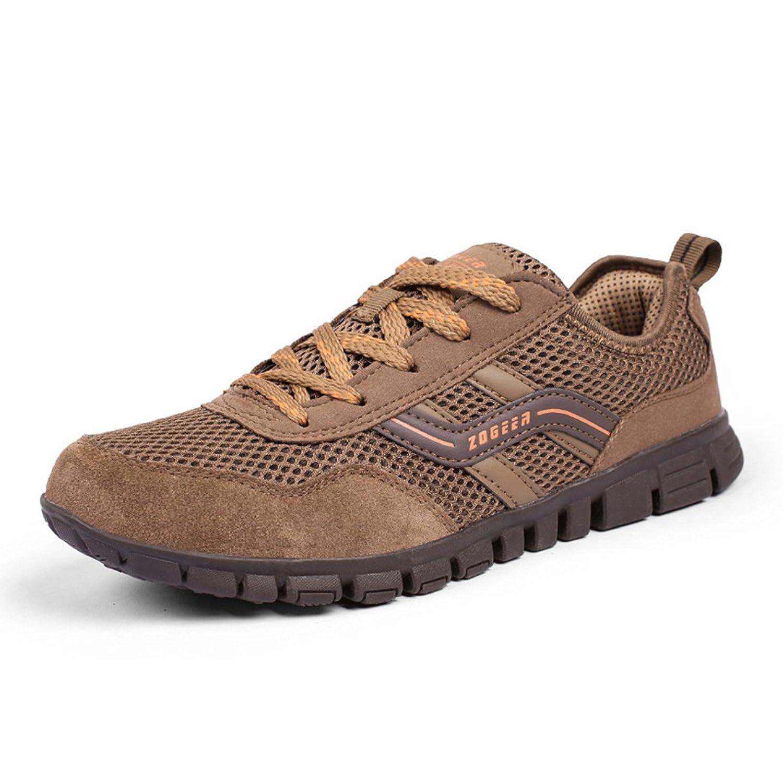 Zogeer Men's Outdoor Running,Walking,Breathable Sports Shoes,Sneakers