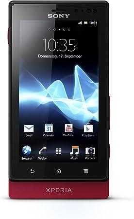 Sony Xperia Sola - Smartphone Libre Android (Pantalla táctil de 3 ...