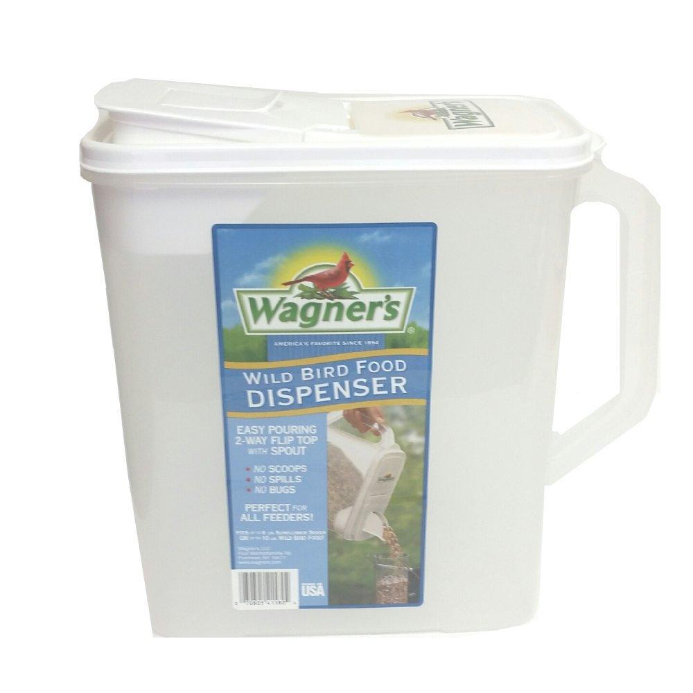 Wagner's 41580 Wild Bird Food Dispenser by Wagner's