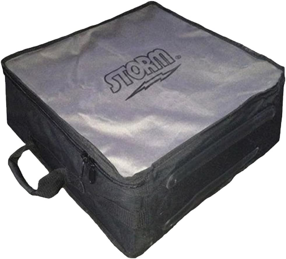 Storm 4 Ball Case Box, Black/Silver