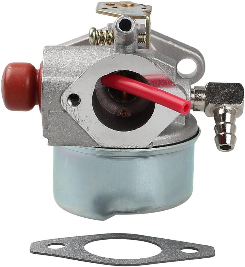 Milttor LV195EA Carburetor for Tecumseh 640271 640350 640303 LEV100 LEV105 LEV120 LV195XA Carb Engine Lawn Mower