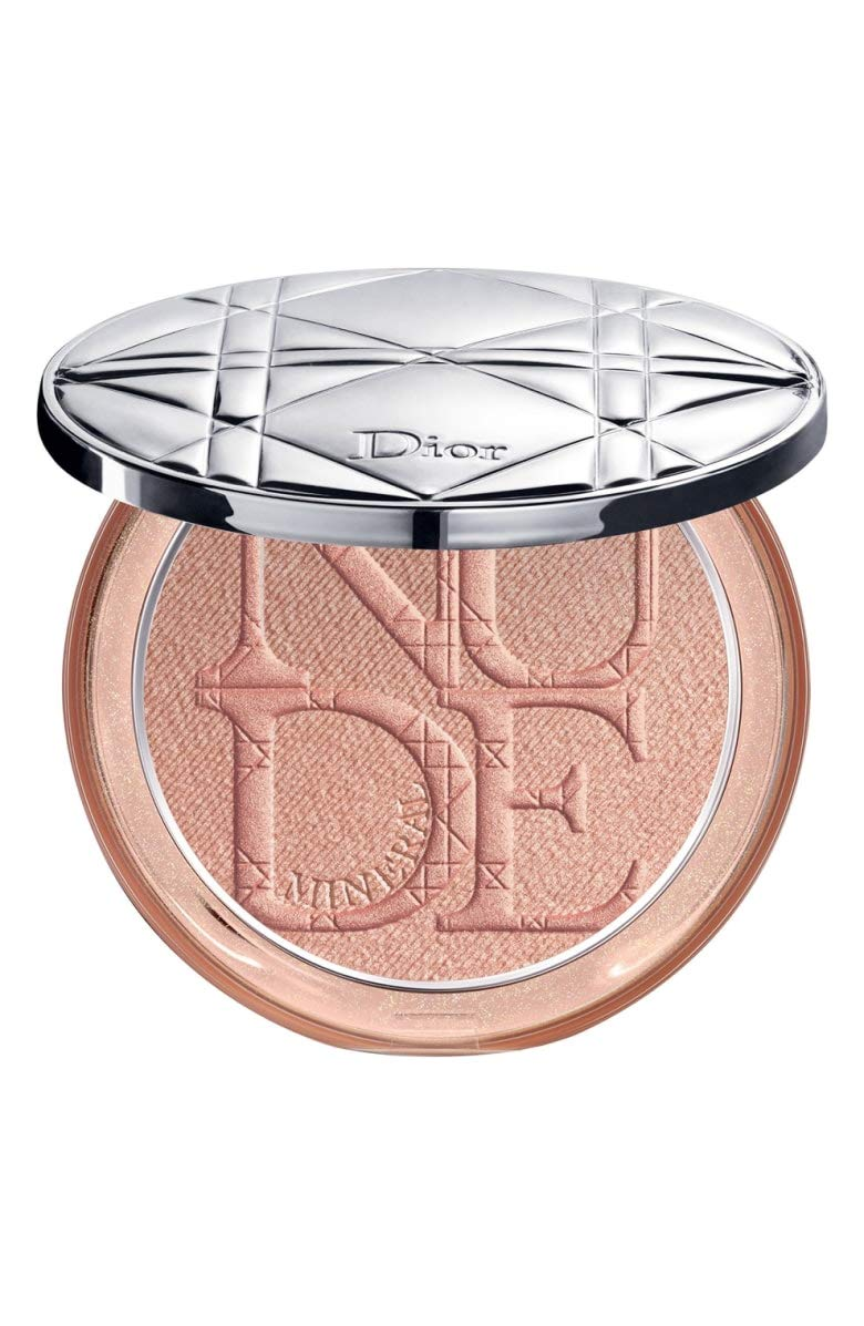 DIORSKIN Nude Luminizer Shimmering Glow Powder # 05 Rose Glow