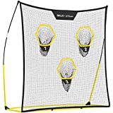 "SKLZ Quickster QB Football Trainer Net w/ Target. Ultra-Portable, Quick Setup. 7"" x 7""."