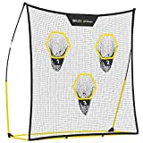 "SKLZ Quickster QB Football Trainer Net w/ Target. Ultra-Portable, Quick Setup. 7"" x 7""."