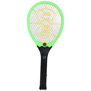 Spartan SPMR-03 rechargeable Bet Mosquito racket With Led Torch (multicolor)