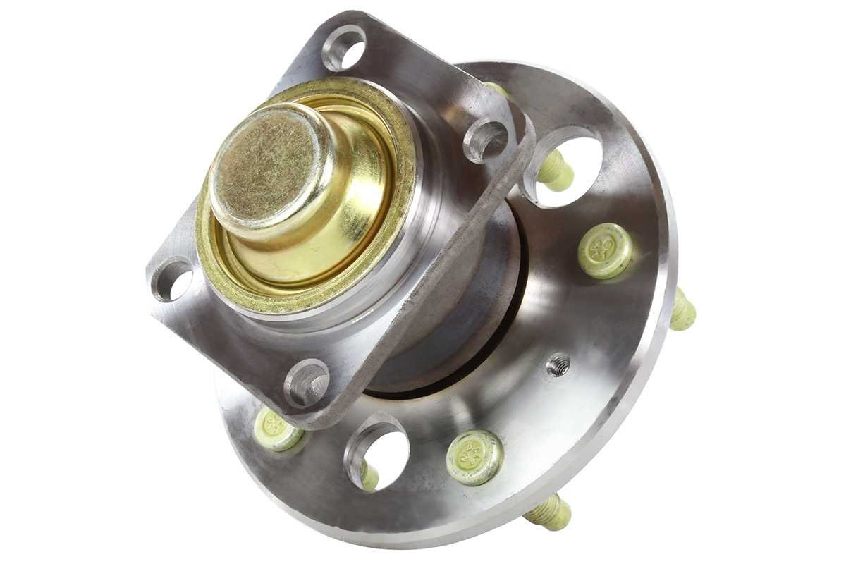 Prime Choice Auto Parts HB612223PR Two Rear Wheel Hub Bearing Assembly Pair//Set For Left Driver and Right Passenger