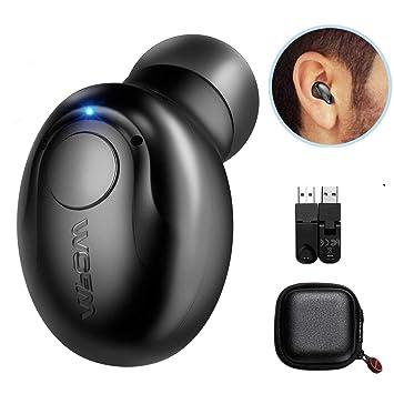 Mpow Auriculares Bluetooth Mini Auriculares Bluetooth 4.1 Auriculares con EDR Wireless Ear Pieza para Auriculares In