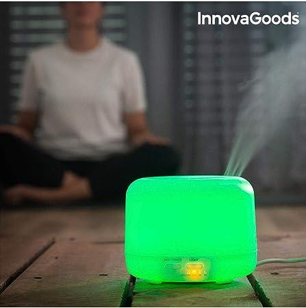 InnovaGoods Led Multi-Coloured - Humidificador, unisex: Amazon.es ...