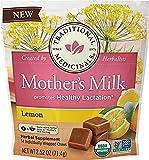 Traditional Medicinals Mother's Milk Lactation Chews, Lemon (14 count)