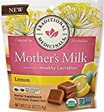Traditional Medicinals Mother's Milk Chews, Lemon, 14 Count