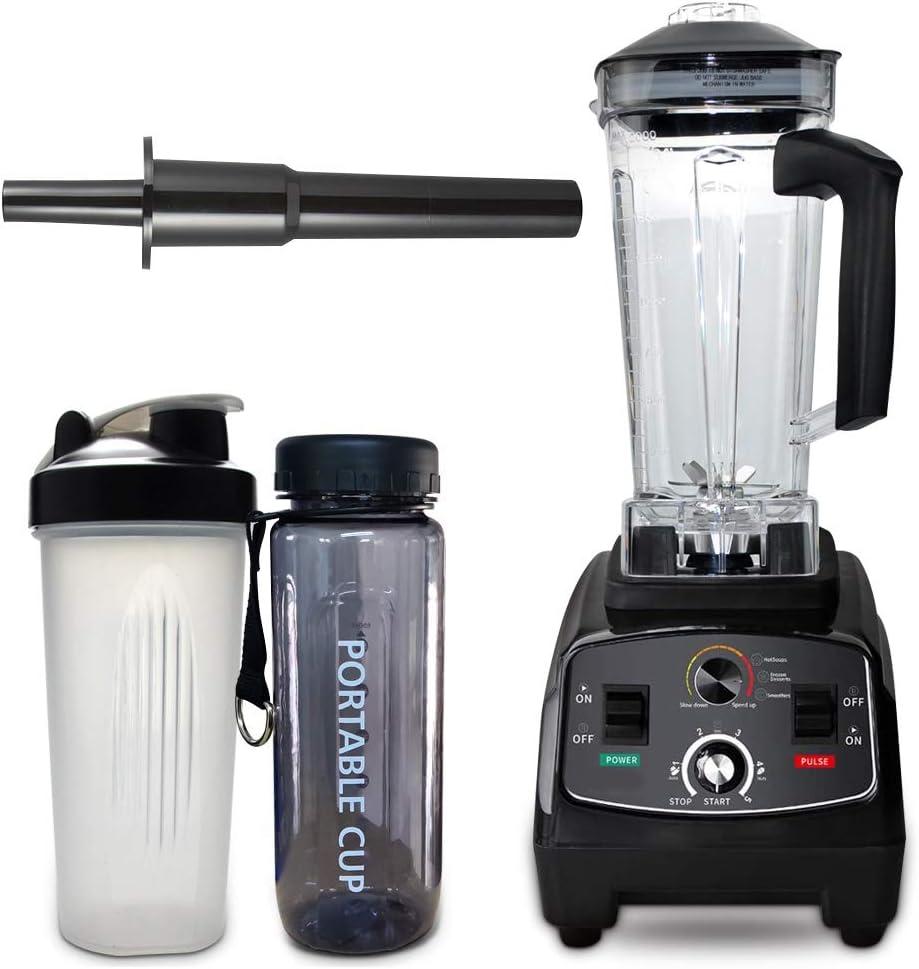 Professional Blender,2200W High Power blender,High Speed 30000 RPM,Built-in Timer,70 Oz ,Smoothie Maker for Crushing Ice, Frozen Dessert,Fish