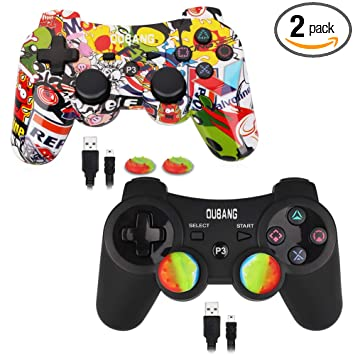 Amazon.com: PS3 driver inalámbrico Joystick PS3 Remote ...