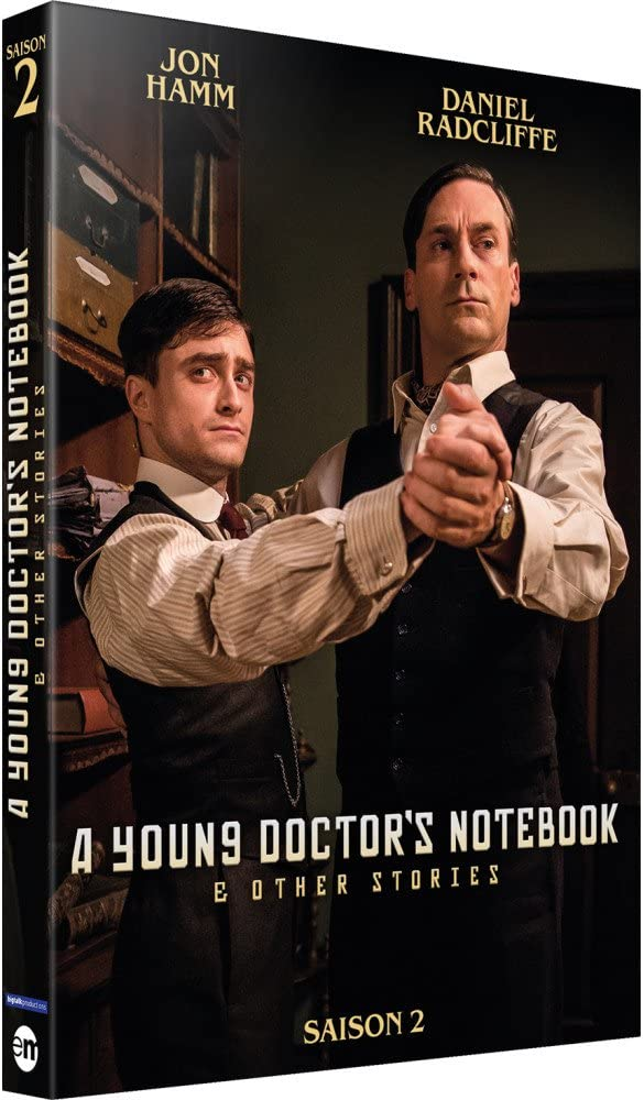 A Young Doctor S Notebook And Other Stories 2 Amazon Ca Dvd