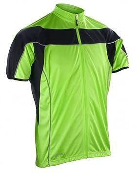 e8fe30ee6 Spiro Full Zip Top - Men s Cycling Short Sleeve Jersey