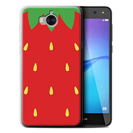 Amazon.com: eSwish Gel TPU Phone Case/Cover for Huawei Y6 ...