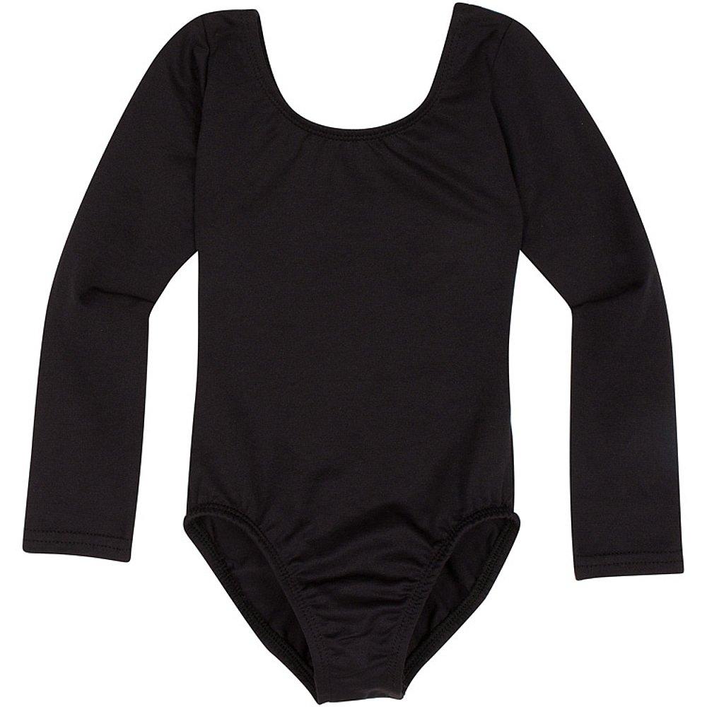 1ca22dc55704 Amazon.com  Leotard Boutique Long Sleeve Leotard for Dance ...