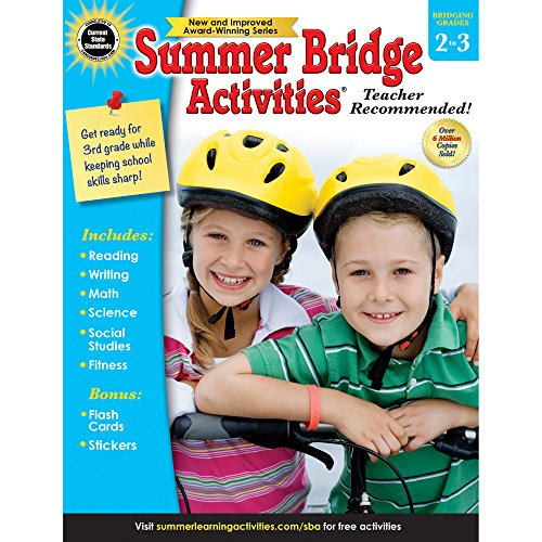 Summer Bridge Activities®, Grades 2 - 3 (Cross Curricular Activities)
