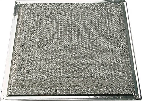 Air King RF-35S Replacement Range Hood Grease Filter for Designer Series Hoods, Silver Finish