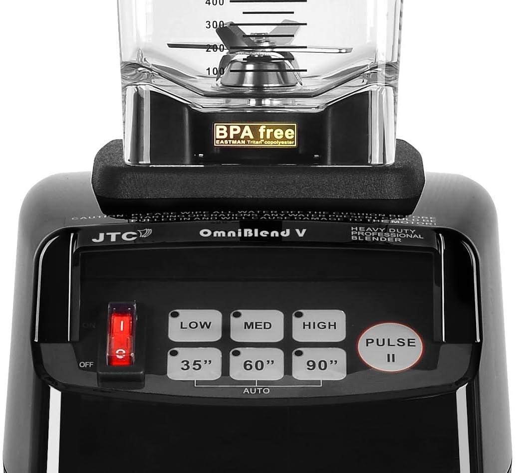 JTC OmniBlend V TM-800A Professional Blender