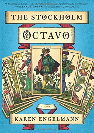 book cover of The Stockholm Octavo