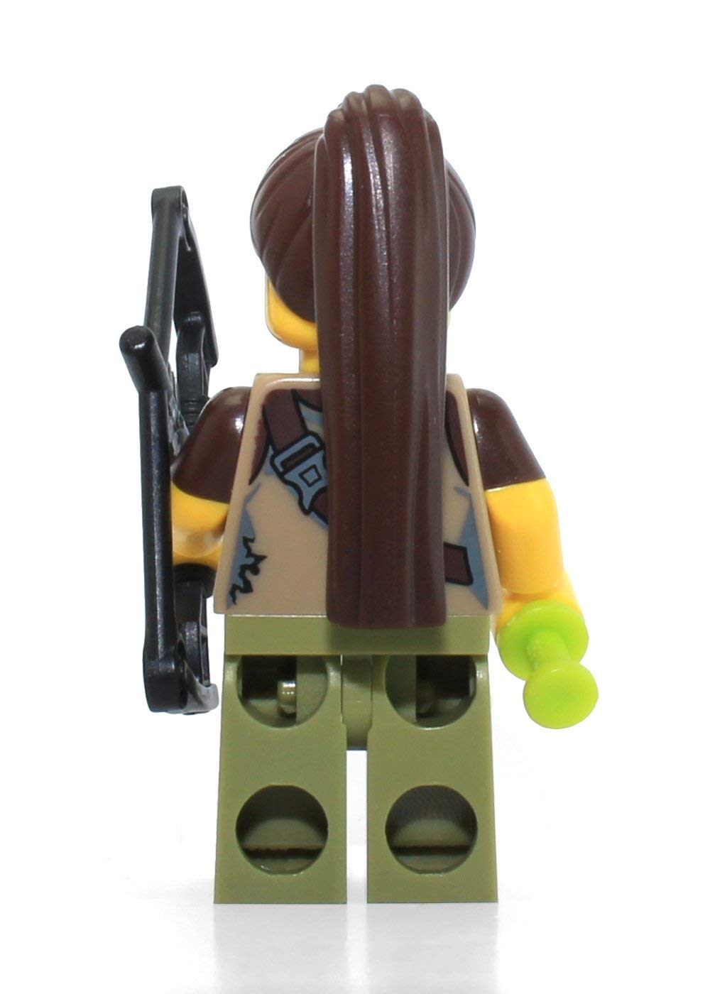 LEGO Series 12 Collectible Minifigure 71007 Dino Tracker Woman//Girl