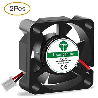 Amazon.com: Ventilador de refrigeración para impresora 3D ...