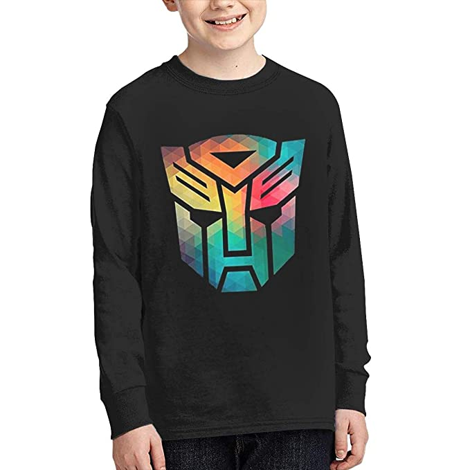 3722b2c32a229 Amazon.com: YouNood Youth Junior Fashion Transformers Optimus Prime ...