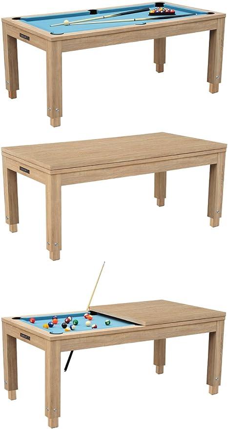 Billar MASGAMES Barcino 2 en 1: Amazon.es: Juguetes y juegos