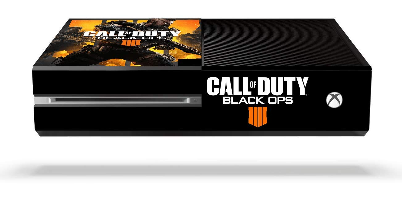 Call of Duty: Black Ops IV 4 BOP4 BLOPS4 Limited Edition Game Skin for Xbox One Console