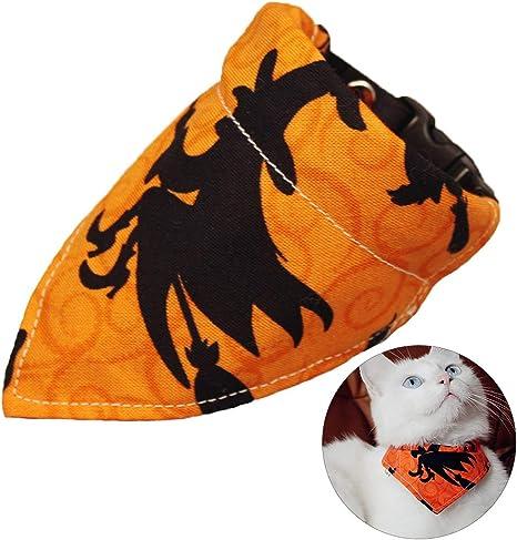 Legendog Pañuelo del Gato del Pañuelo del Gato Ajustable De La ...