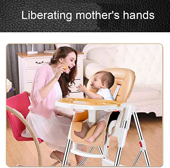 YXB Baby Eating Seats Dining Table Multi Function Adjustable