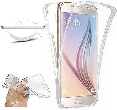 XCYYOO Funda para Samsung Galaxy S6 Edge Plus Silicona,Carcasas ...