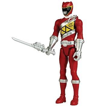 Dino Rangers 42121 Charge Hiper Power FiguraColor Rojobandai srhdCxtQ