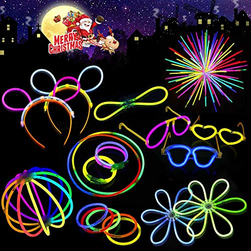 glowing party supplies - 5